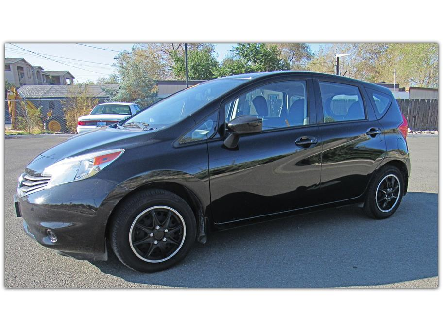 2015 Nissan Versa from Eagle Valley Motors Carson