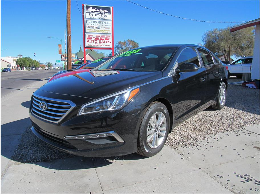 2015 Hyundai Sonata from Eagle Valley Motors Carson