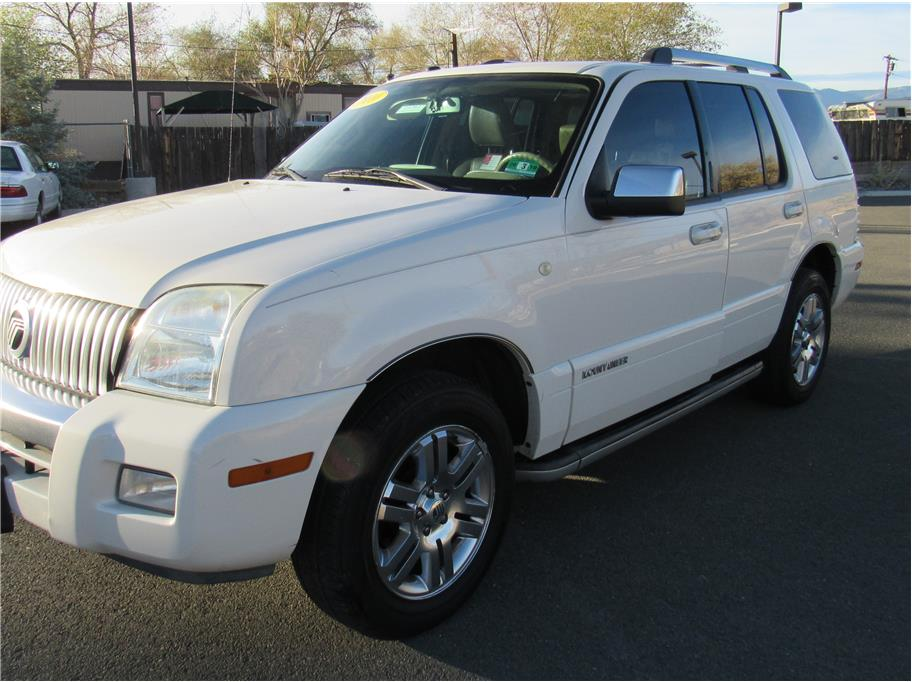 2010 Mercury Mountaineer from Eagle Valley Motors Carson