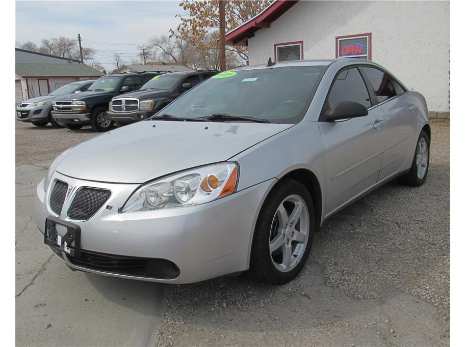 2009 Pontiac G6 from Eagle Valley Motors Fallon