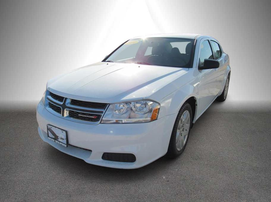 2014 Dodge Avenger from Eagle Valley Motors Fallon