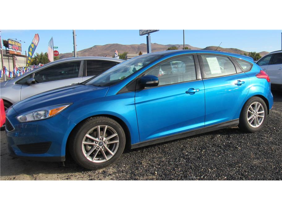 2016 Ford Focus from Eagle Valley Motors Fallon