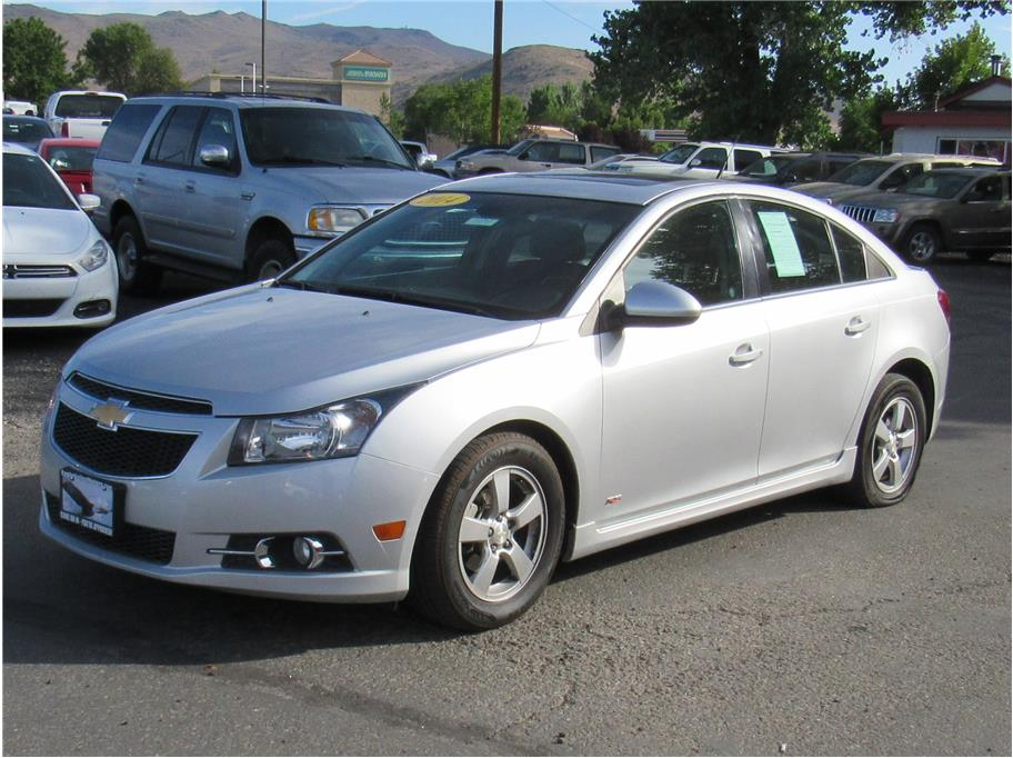 2014 Chevrolet Cruze from Eagle Valley Motors Carson
