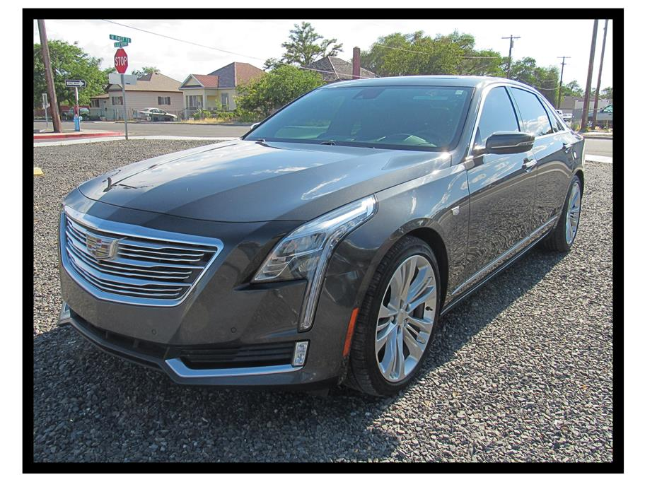 2016 Cadillac CT6 from Eagle Valley Motors Fallon
