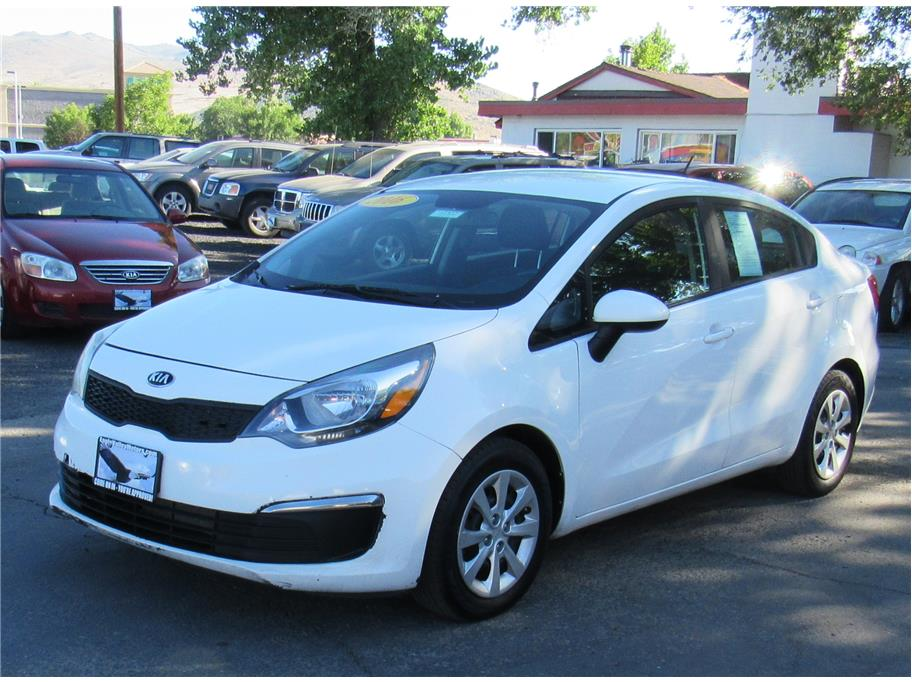 2016 Kia Rio from Eagle Valley Motors Fallon