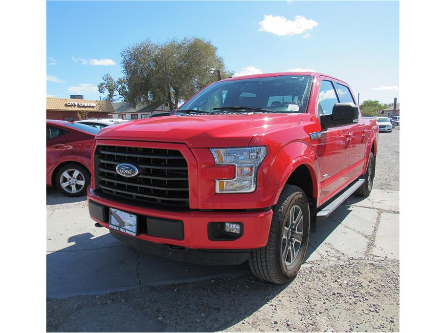 2016 Ford F150 SuperCrew Cab from Eagle Valley Motors Fallon