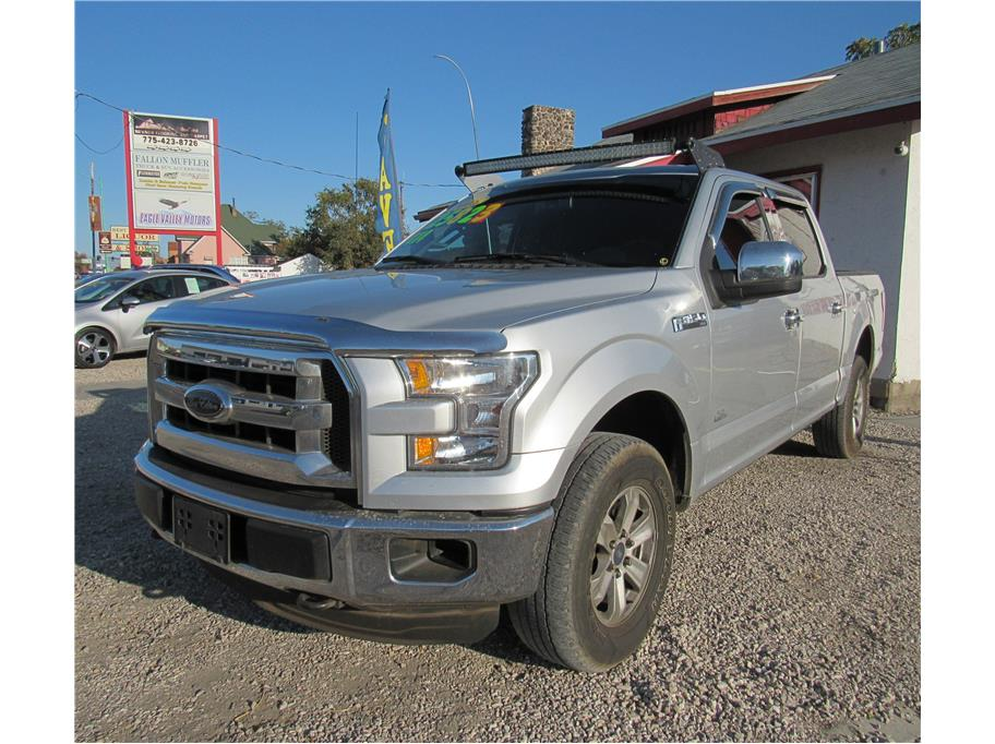 2015 Ford F150 SuperCrew Cab from Eagle Valley Motors Fallon