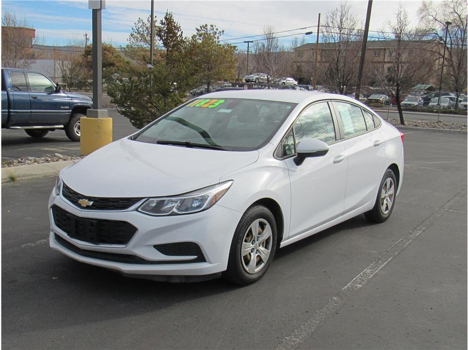 2017 Chevrolet Cruze from Eagle Valley Motors Carson
