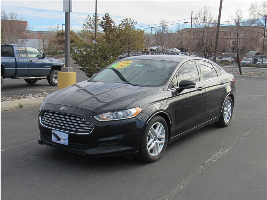2015 Ford Fusion from Eagle Valley Motors Fernley