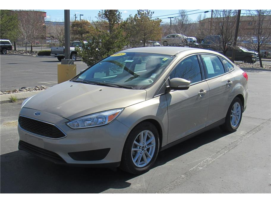 2015 Ford Focus from Eagle Valley Motors Fernley