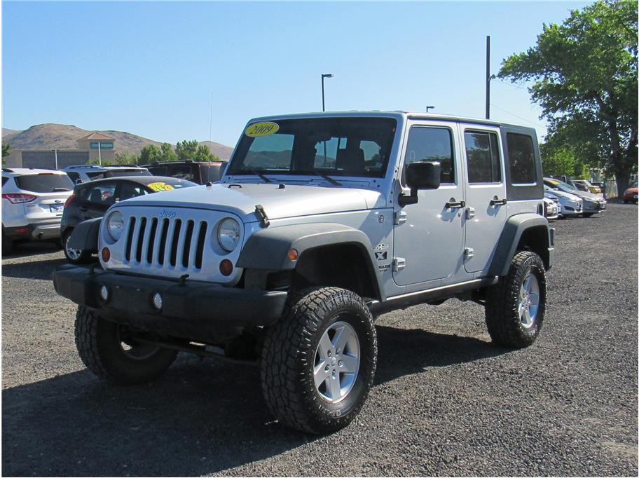 2009 Jeep Wrangler from Eagle Valley Motors Carson