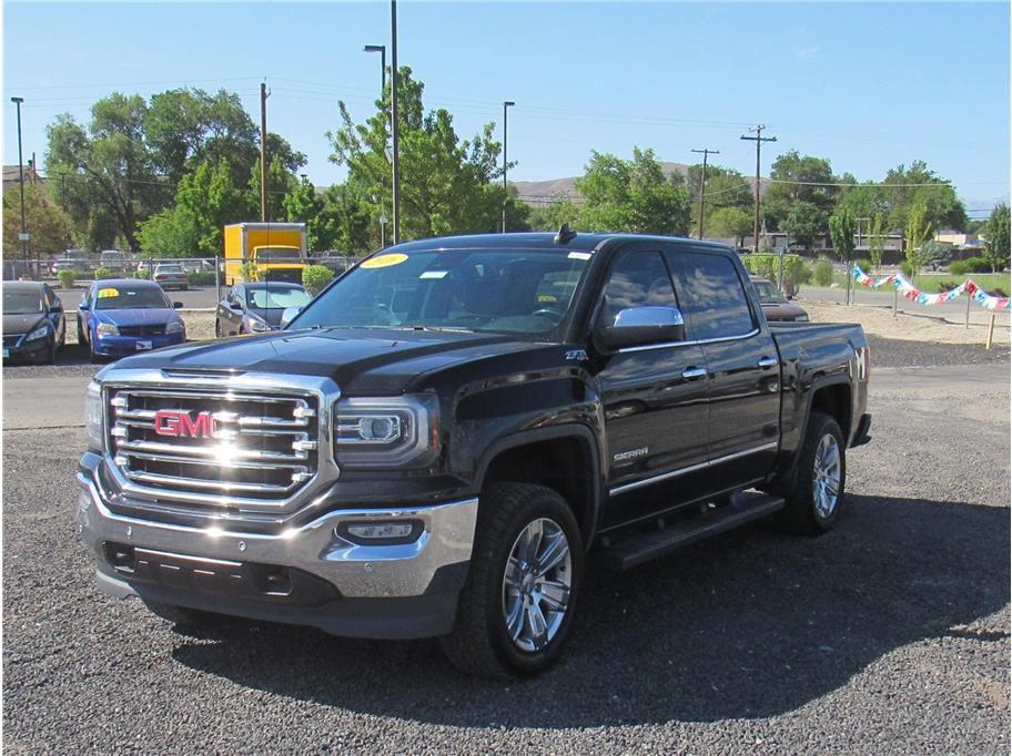 2016 GMC Sierra 1500 Crew Cab from Eagle Valley Motors Fallon