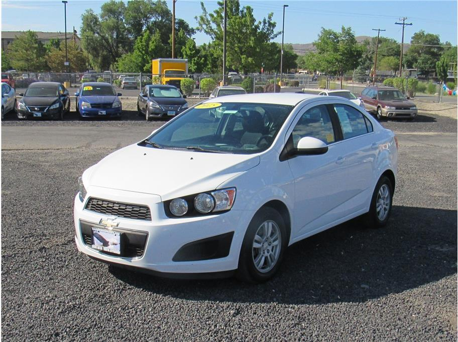 2015 Chevrolet Sonic from Eagle Valley Motors Fernley