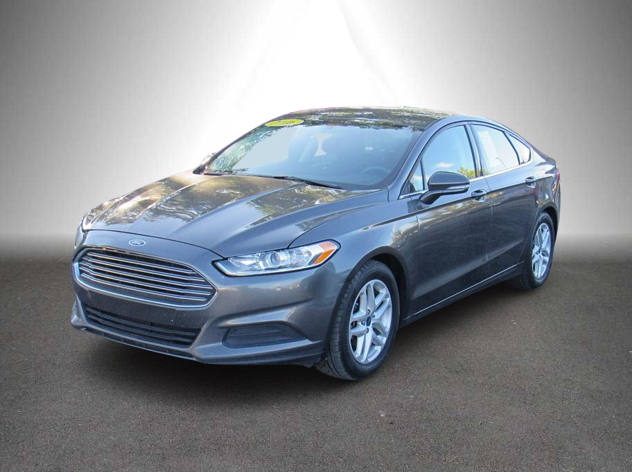 2016 Ford Fusion from Eagle Valley Motors Fallon
