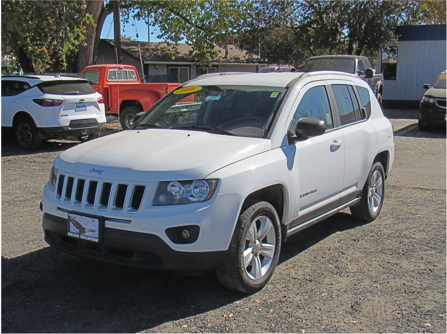 2016 Jeep Compass from Eagle Valley Motors Fallon