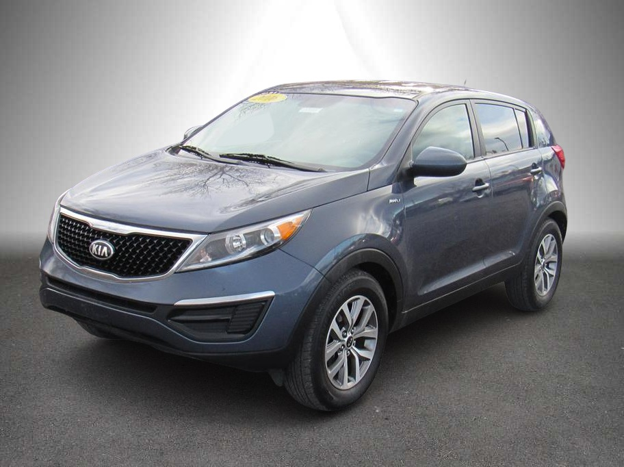 2016 Kia Sportage from Eagle Valley Motors Fallon