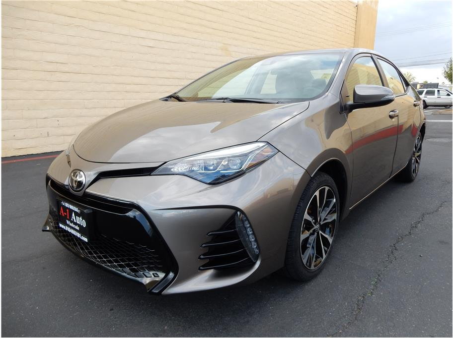 2019 Toyota Corolla from A-1 Auto Wholesale