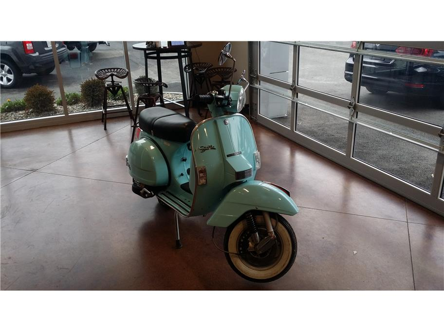 2008 Genuine Scooter