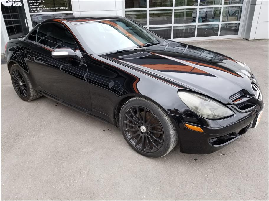 2008 Mercedes-Benz SLK-Class from 6th Street Auto