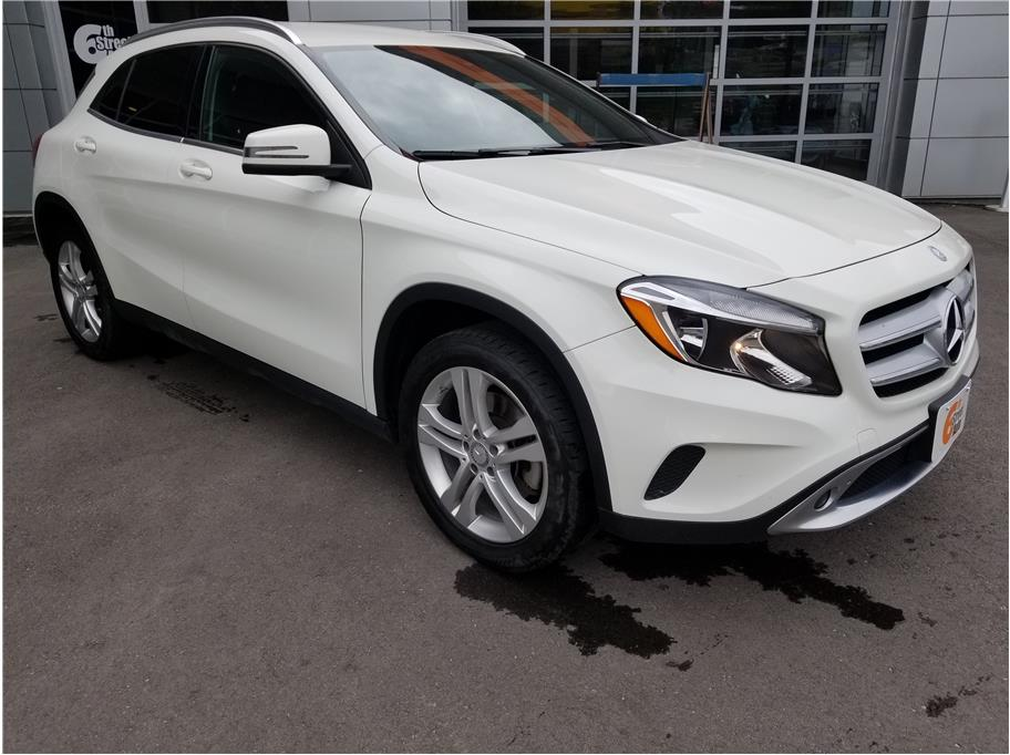 2016 Mercedes-Benz GLA from 6th Street Auto