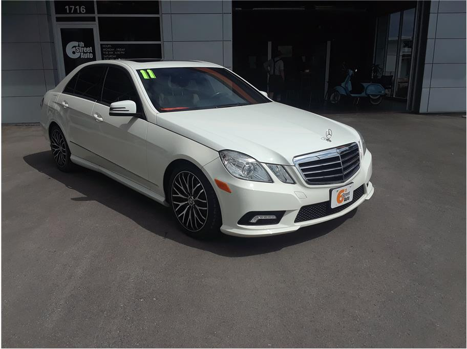 2011 Mercedes-Benz E-Class from 6th Street Auto