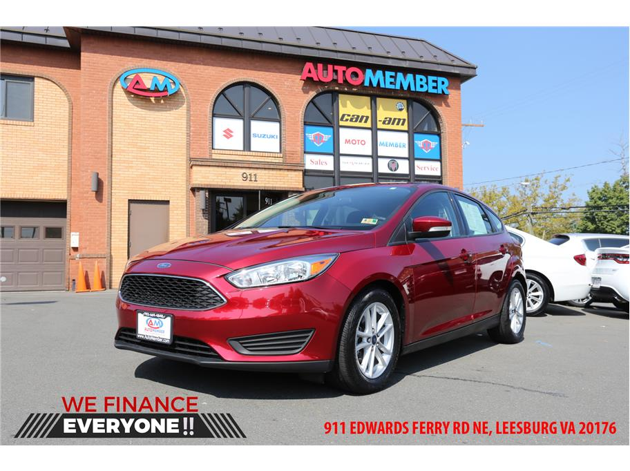 2016 Ford Focus from AutoMember