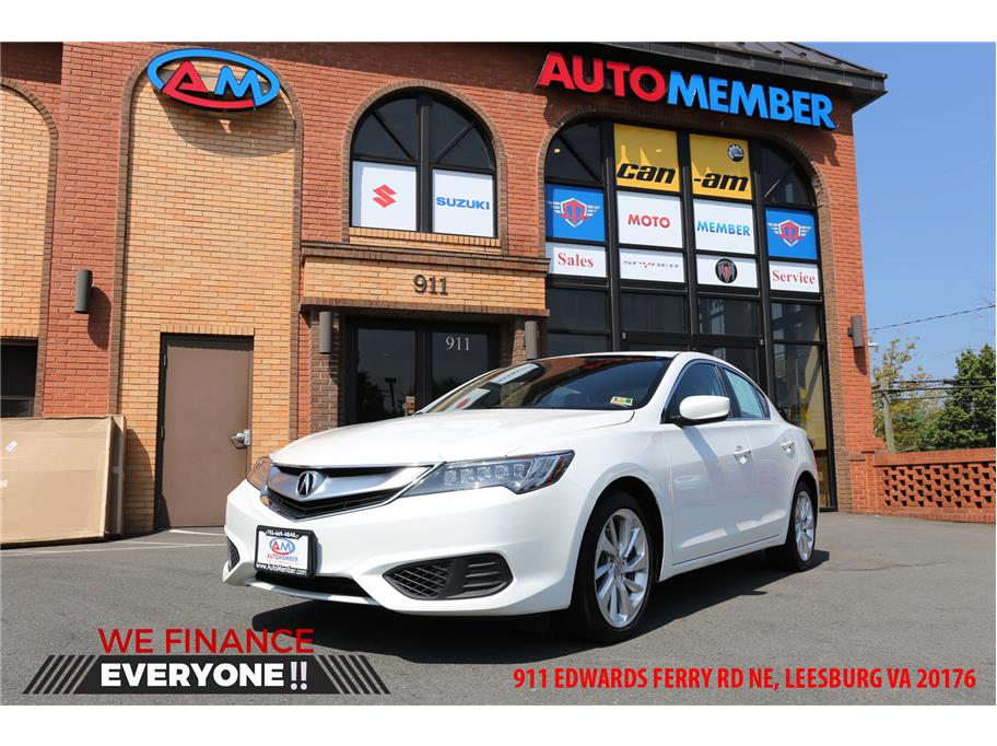2016 Acura ILX from AutoMember