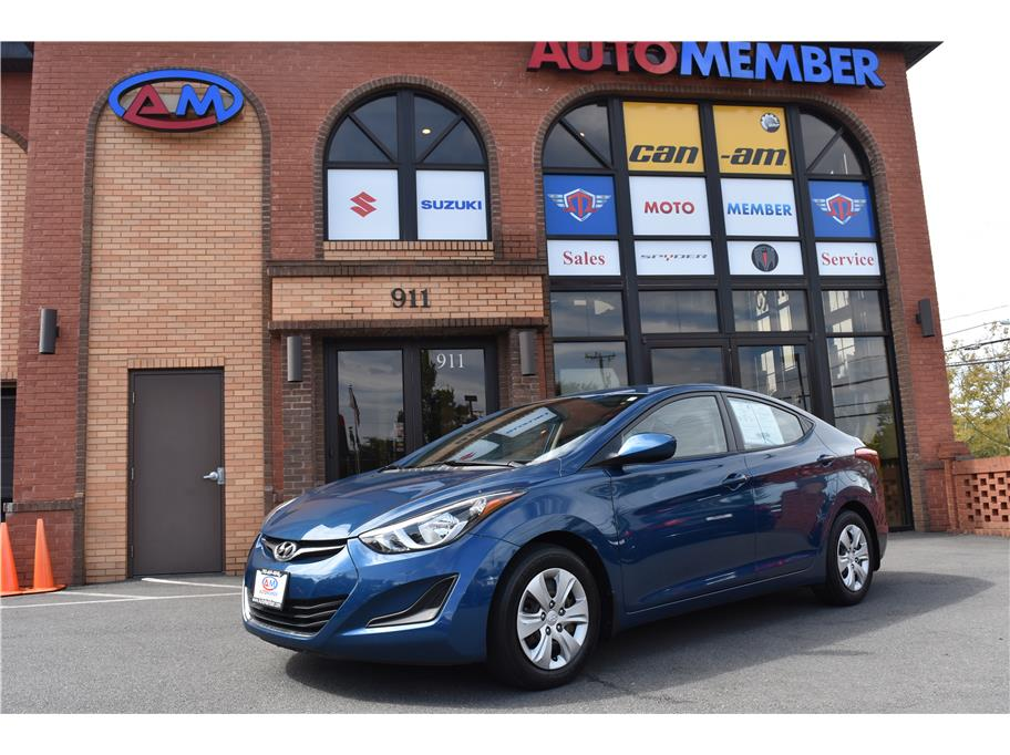2016 Hyundai Elantra from AutoMember