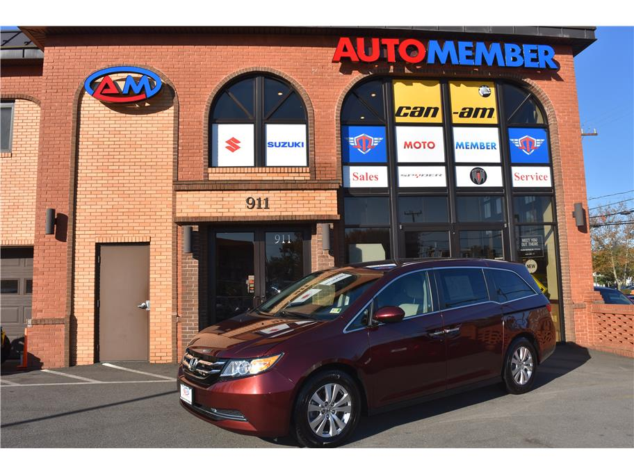 2016 Honda Odyssey from AutoMember
