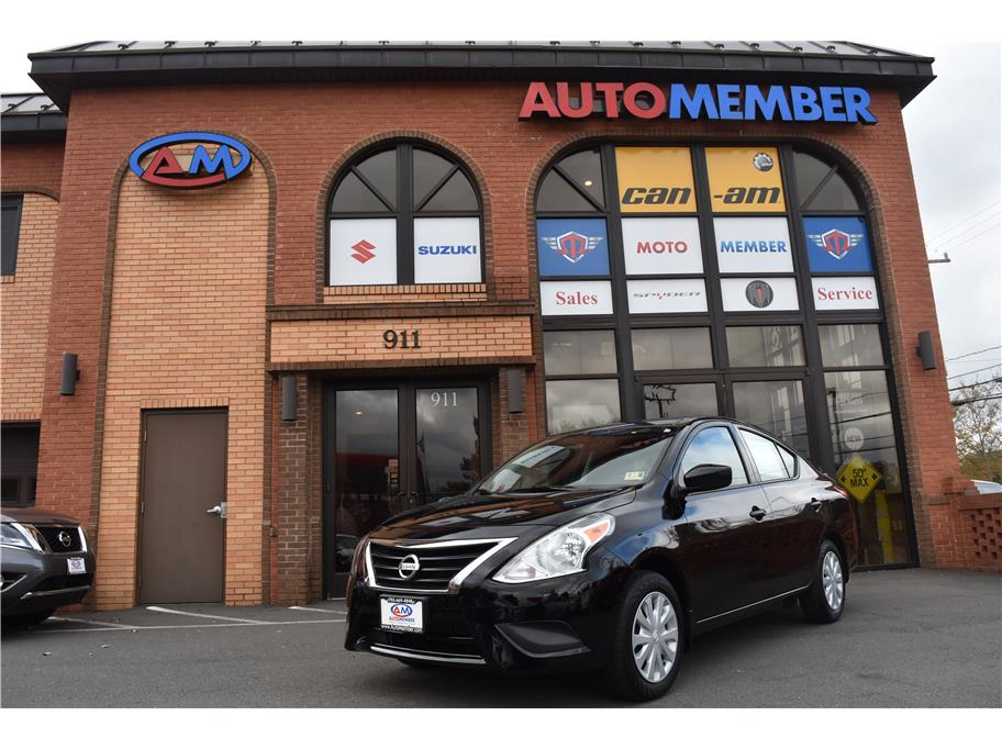 2018 Nissan Versa from AutoMember