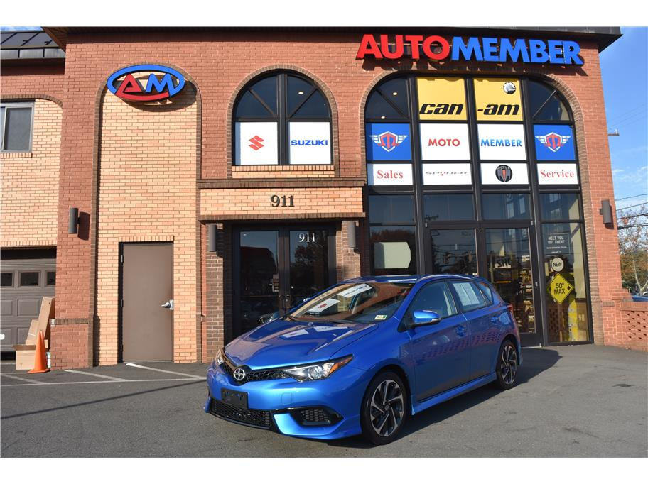 2016 Scion iM from AutoMember