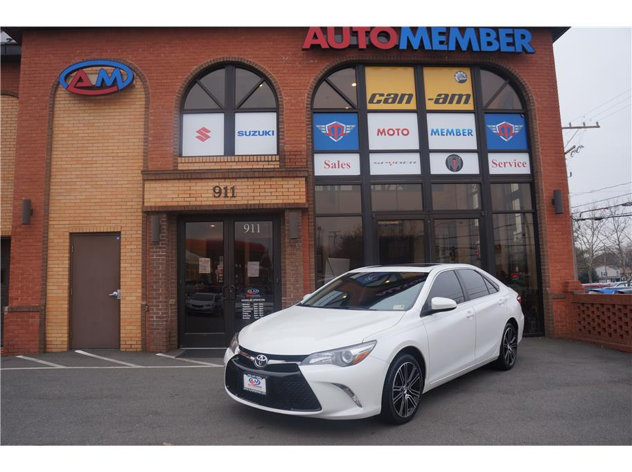 2016 Toyota Camry SE from AutoMember