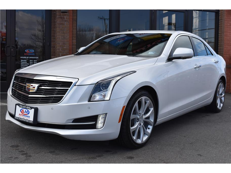 2015 Cadillac ATS from AutoMember