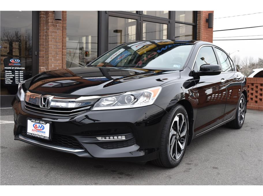 2016 Honda Accord from AutoMember