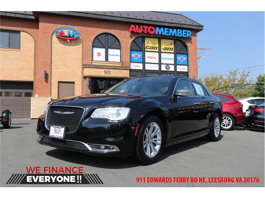 2015 Chrysler 300 from AutoMember