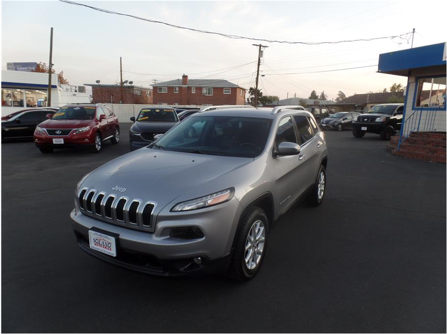 2014 Jeep Cherokee from Solano Auto Sales II