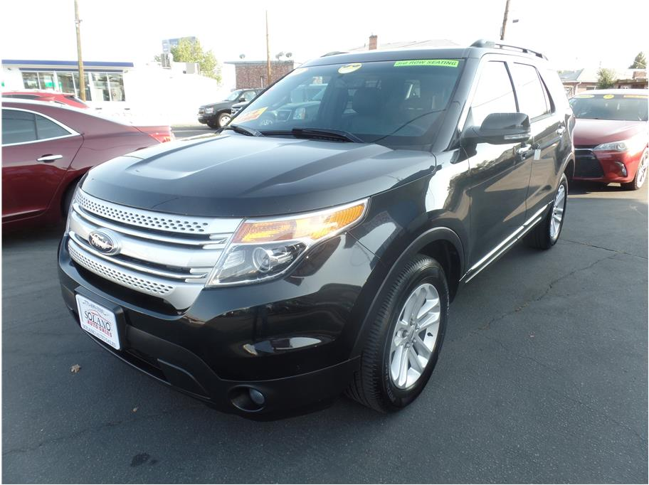 2013 Ford Explorer from Solano Auto Sales II
