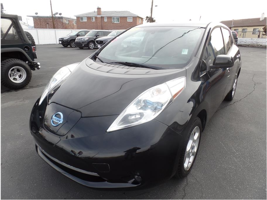 2013 Nissan LEAF from Solano Auto Sales II