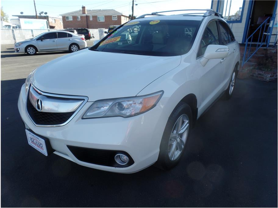 2013 Acura RDX from Solano Auto Sales II