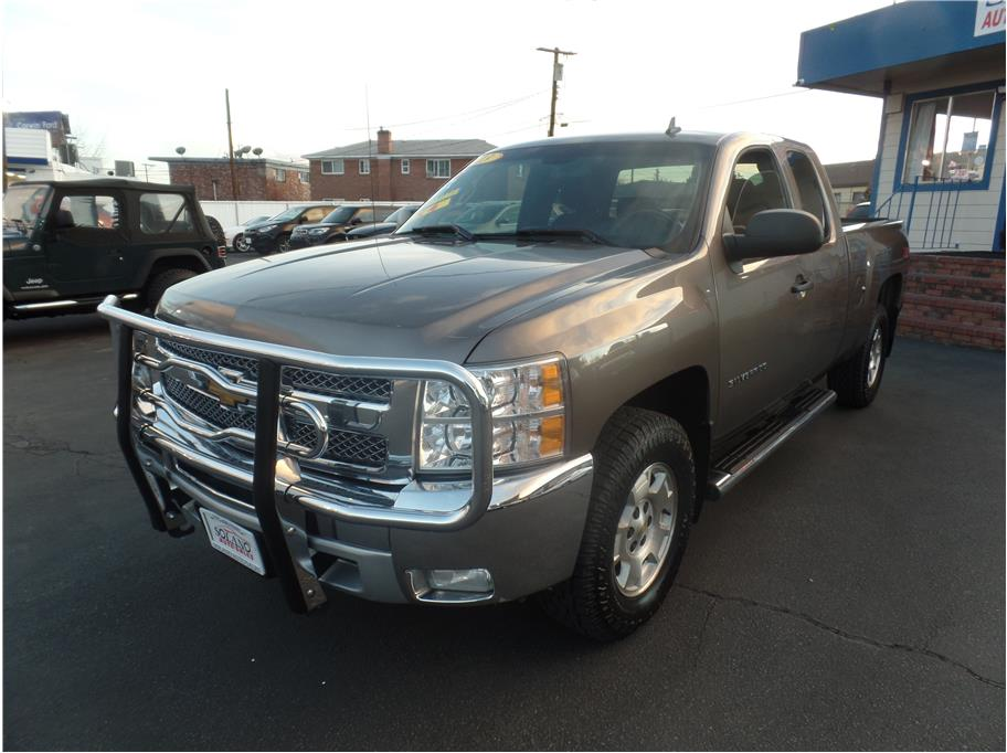 2013 Chevrolet Silverado 1500 Extended Cab from Solano Auto Sales II