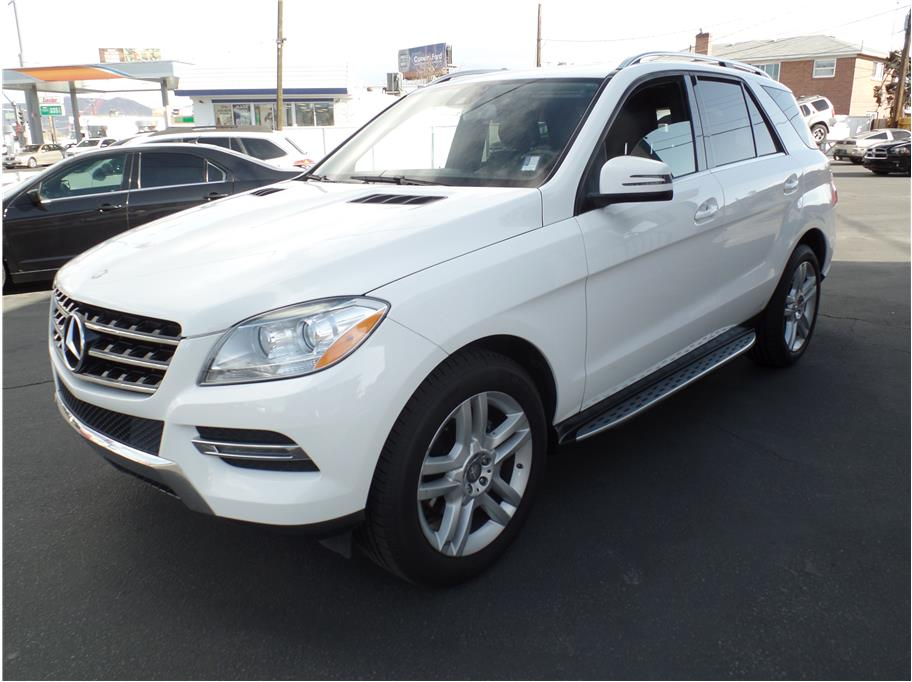 2015 Mercedes-Benz M-Class from Solano Auto Sales II