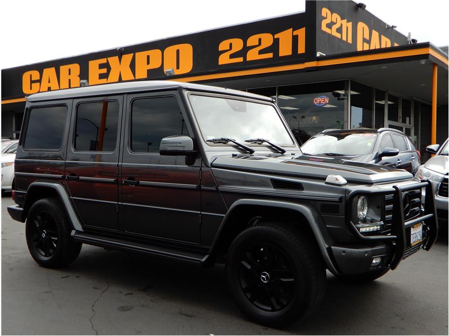 MercedesBenz GClass From Car Expo Auto Center Inc - Car expo auto center