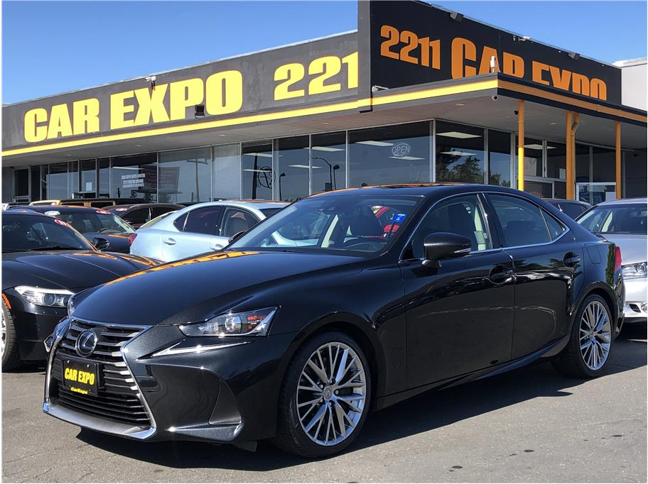 2017 Lexus IS from Car Expo Auto Center, Inc.