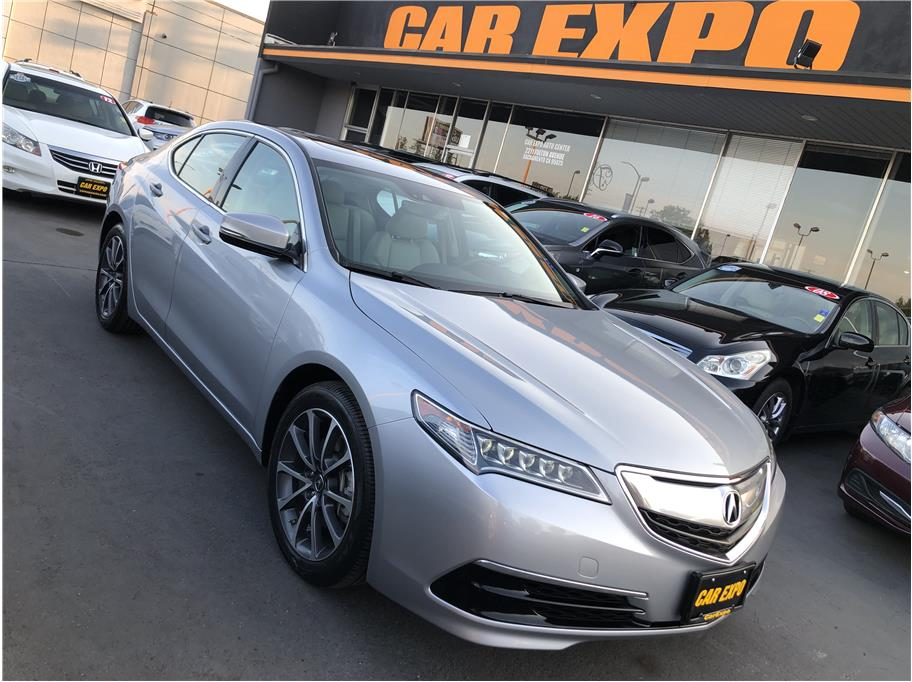 2017 Acura TLX from Car Expo Auto Center, Inc.
