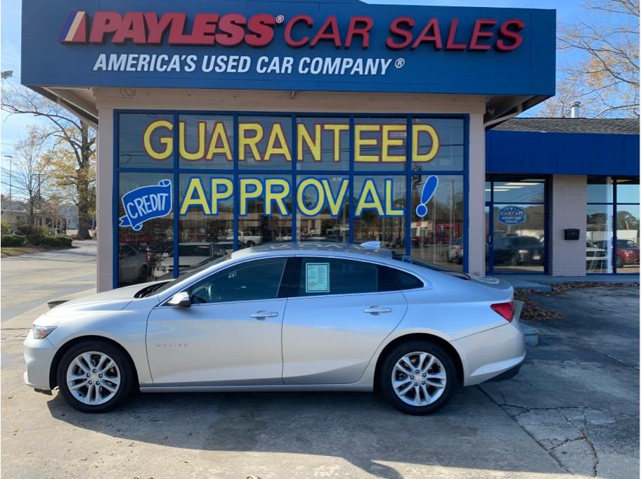 2018 Chevrolet Malibu from Payless Car Sales
