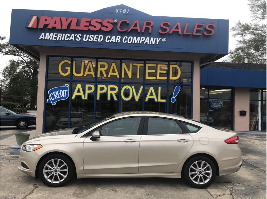 2017 Ford Fusion from Payless Car Sales