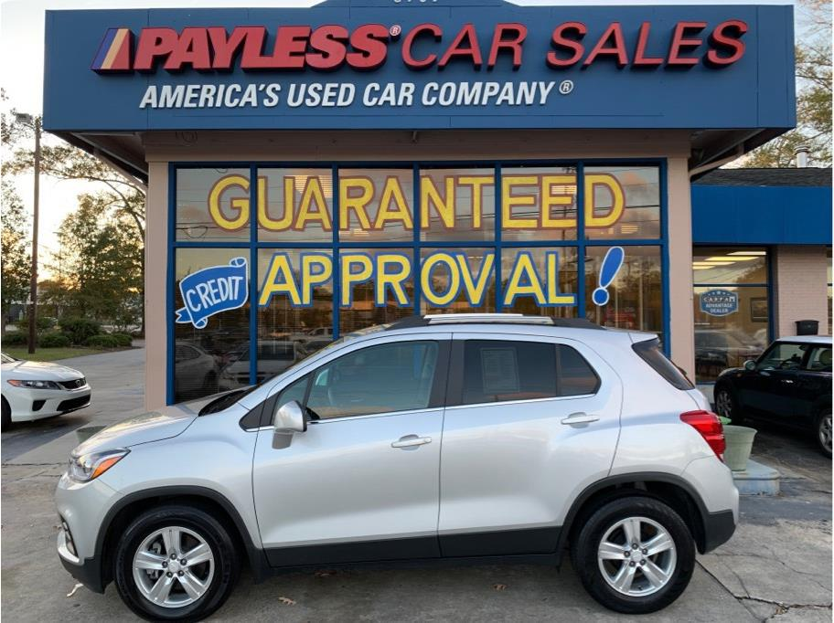 2017 Chevrolet Trax from Payless Car Sales