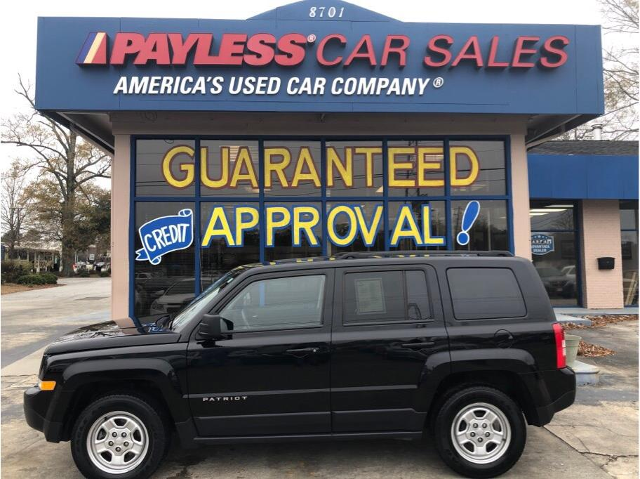 2017 Jeep Patriot from Payless Car Sales