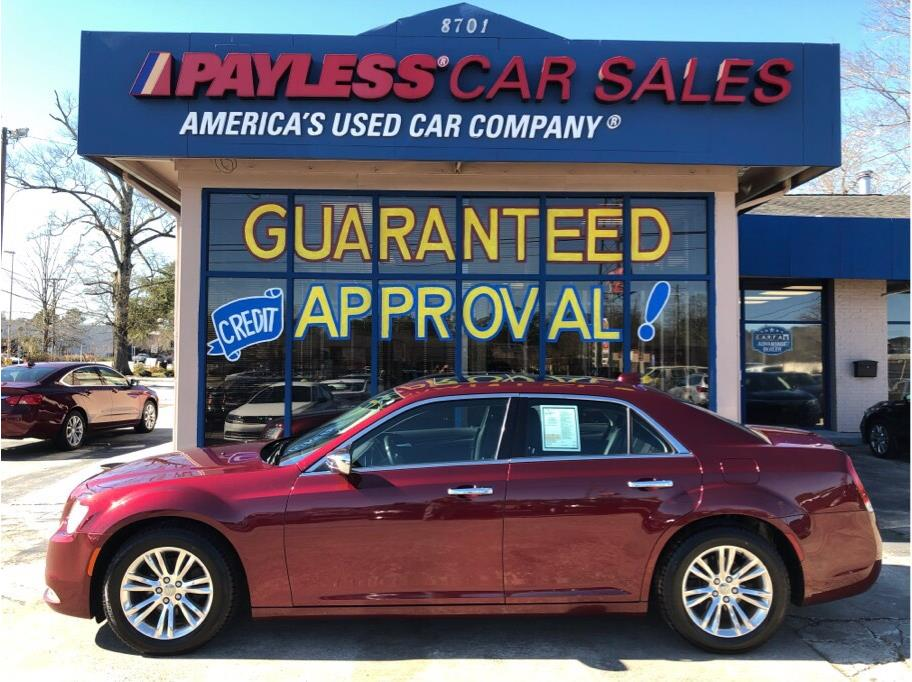 2017 Chrysler 300 from Payless Car Sales