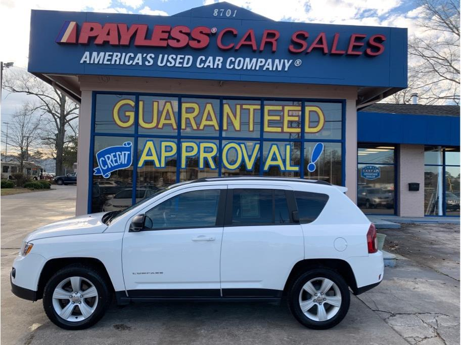 2017 Jeep Compass from Payless Car Sales